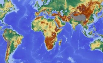 Maiden rajat ja kartat jatkuvassa muutoksessa